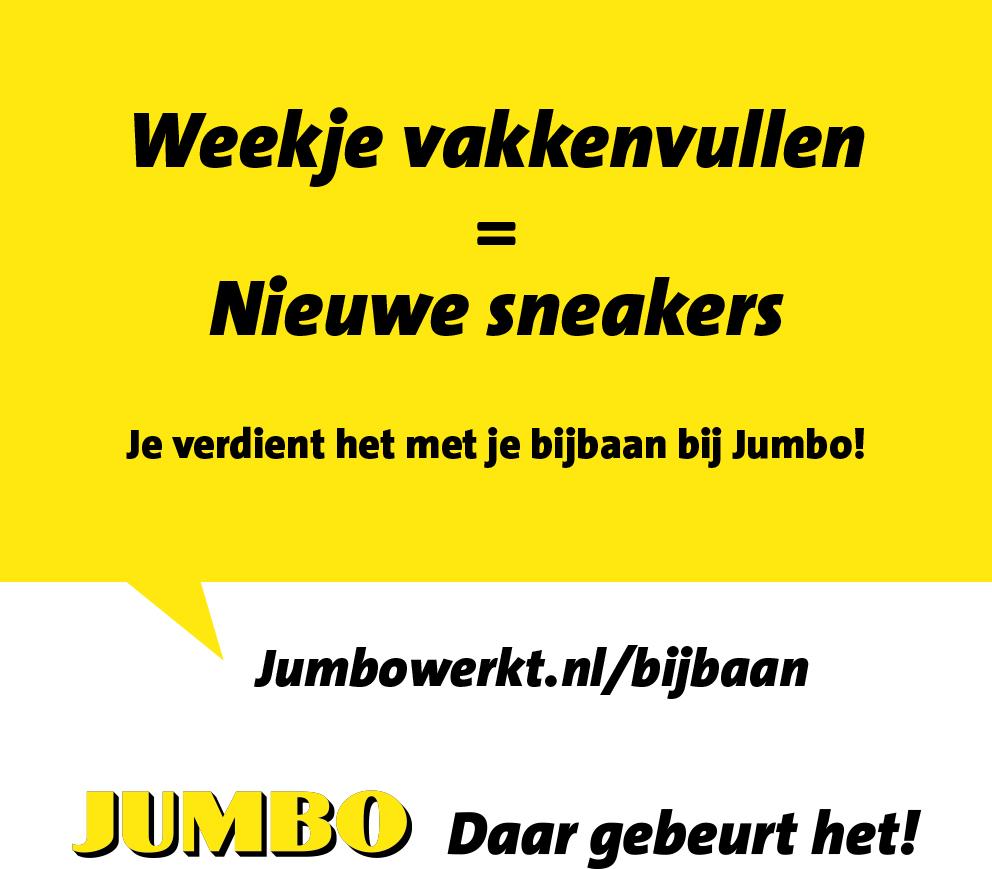 IM - vakkenvullen=sneakers